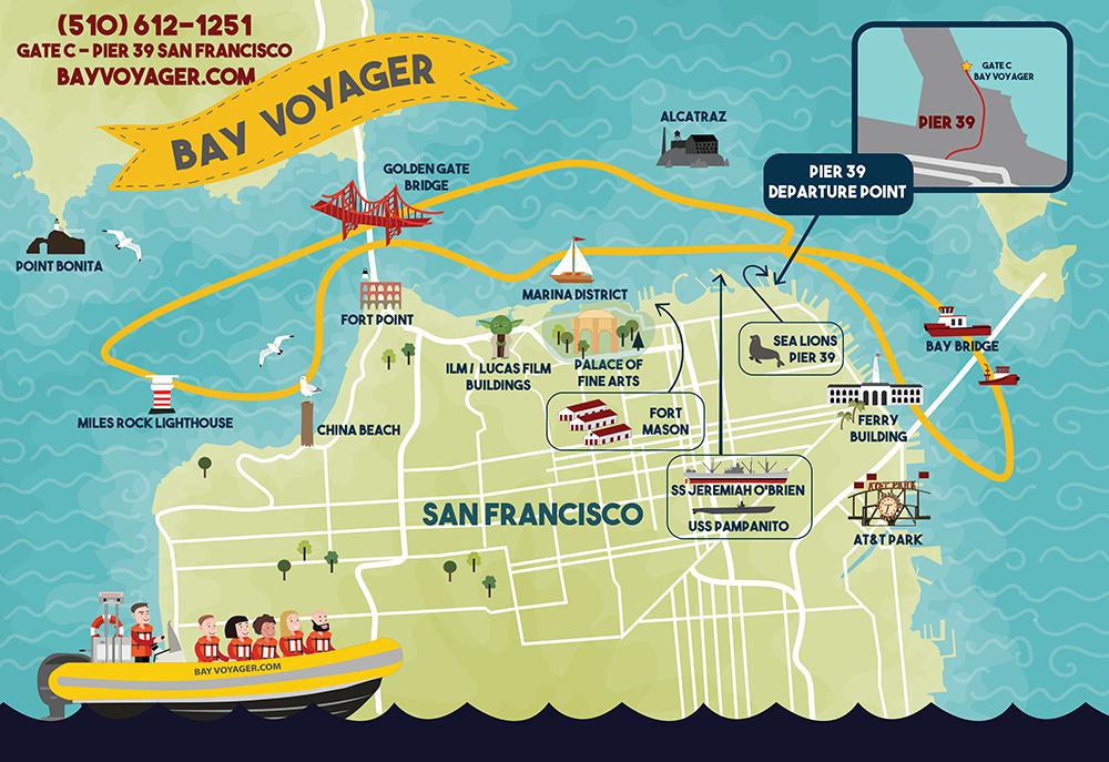 San Francisco Bay Tours Alcatraz Tour Cruise Bay