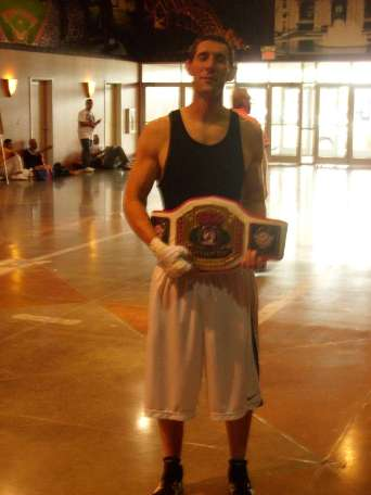 Sheahan Wins First Ringside Title