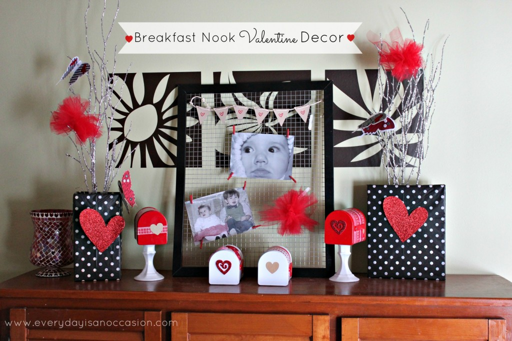 Breakfast Nook Display by Every Day is an Occasion