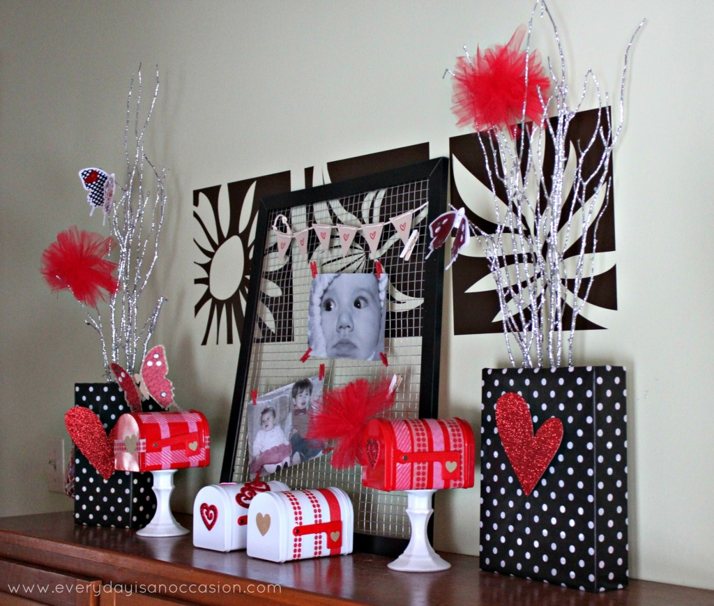 Valentine Breakfast Nook by Every Day is an Occasion