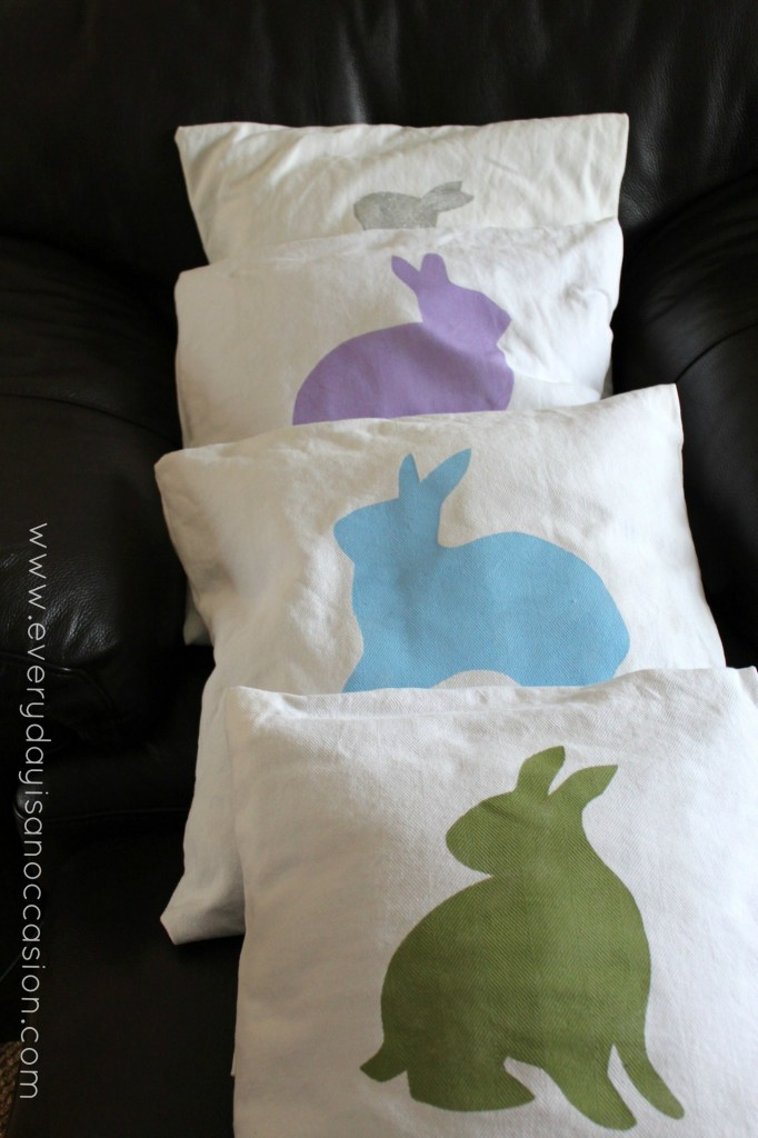 Pillows by Every Day is an Occasion