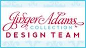 Jinger Adams design team button