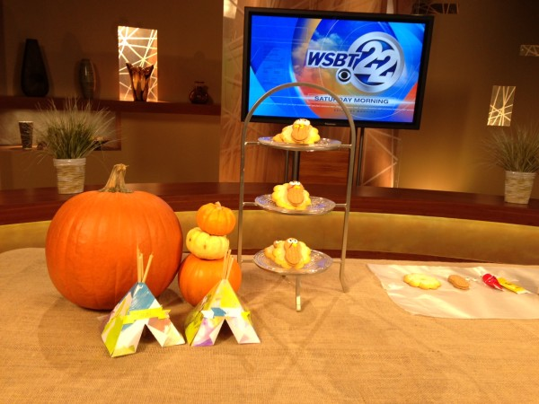 behind the scenes tepees on wsbt