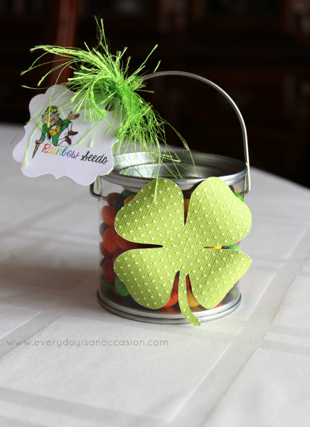 St. Patrick's Day Craft by Every Day is an Occasion