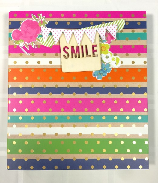 Pocket Letter Binder