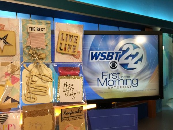 Pocket Letter on WSBT by Every Day is an Occasion
