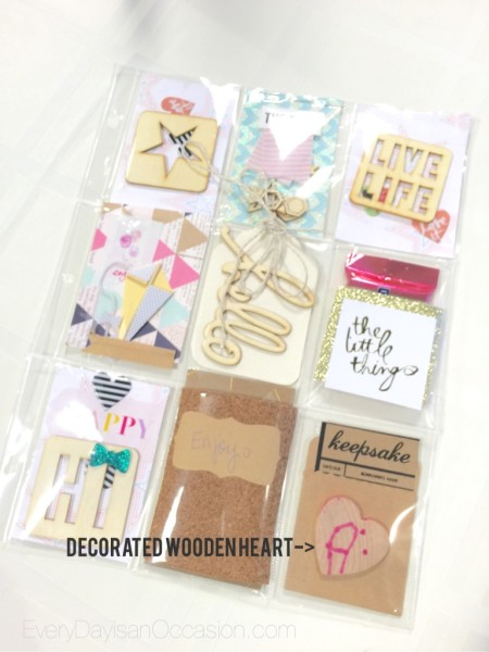 Pocket Letter idea
