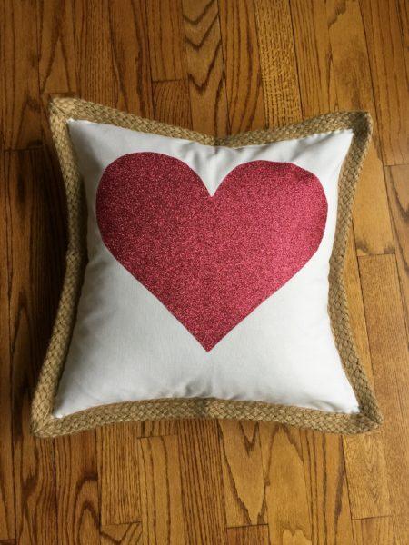 DIY Easy Pillow Cover