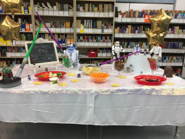 May the fourth be with you teacher appreciation goodies