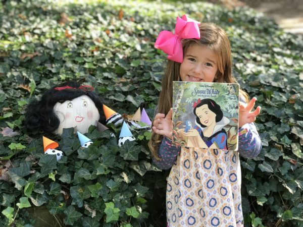 Snow White Pumpkin Book Report