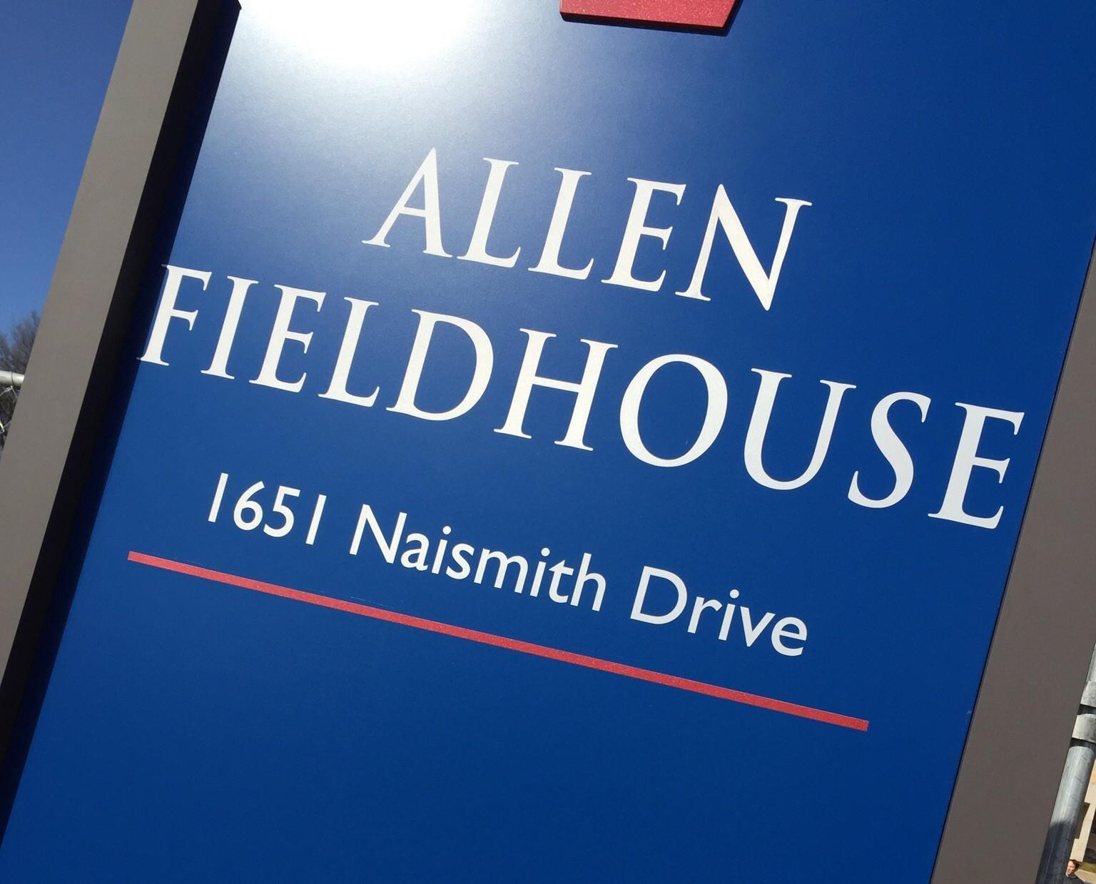 AFH; Naismith Drive. Photo by Ryan Landreth