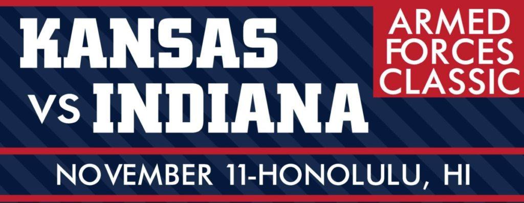 Kansas vs. Indiana