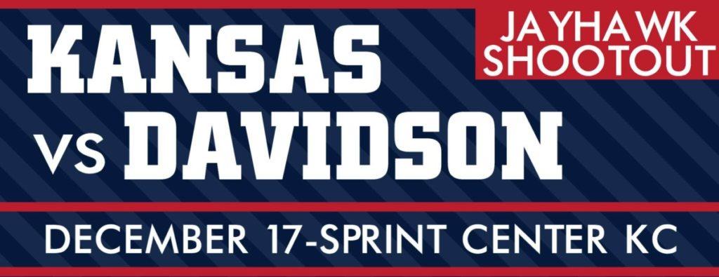 Kansas vs. Davidson