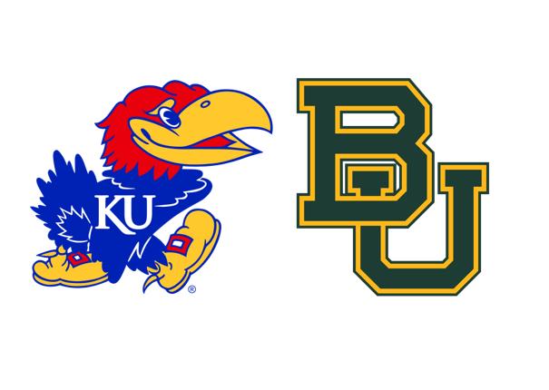 Game 14: No. 6 Kansas at No. 2 Baylor – Preview and Prediction