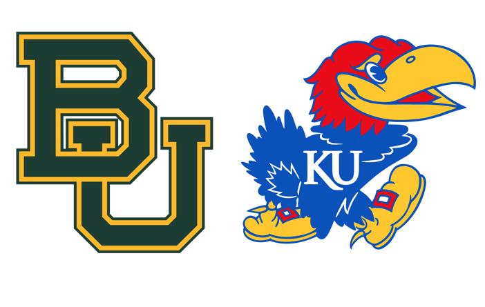 Game 26: No. 2 Baylor at No. 17 Kansas – Preview and Prediction