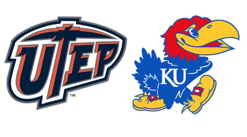 Game 27: UTEP at No. 13 Kansas – Preview and Prediction