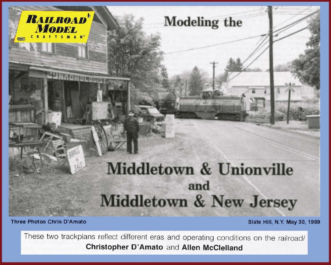 Modeling the M&U and the M&NJ