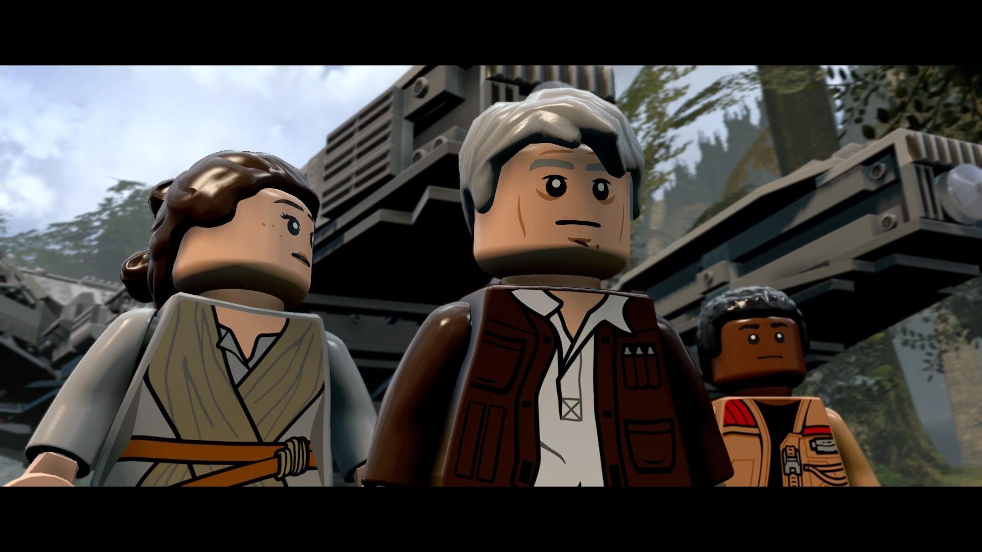 Video, Games, Lego, Star, Wars, Force, Awakens, StarWars, The Force Awakens, Gigamax, Review, Lego Star Wars