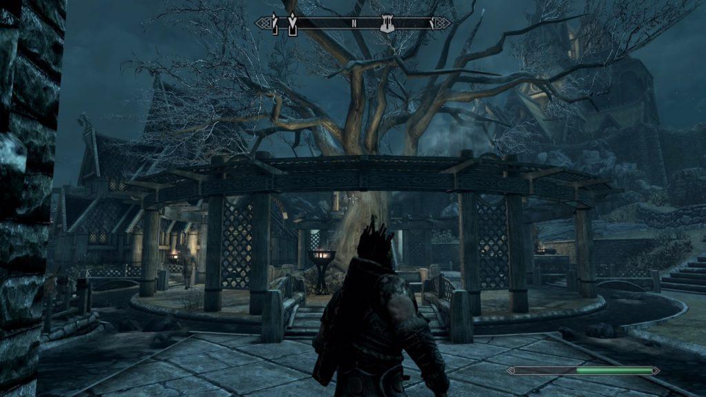 City of Whiterun, Skyrim