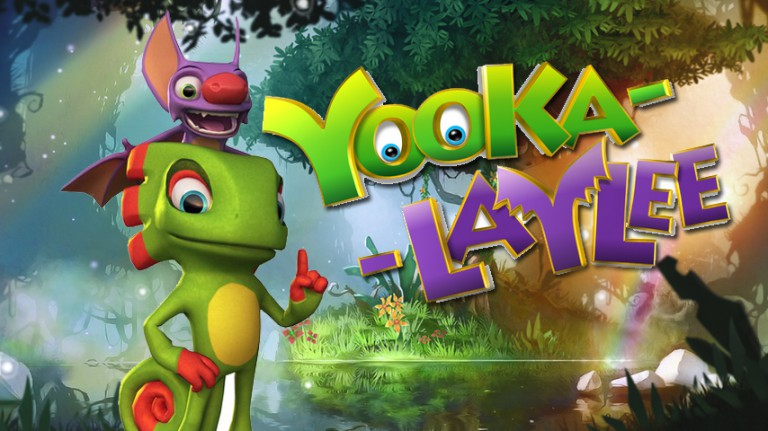 yooka laylee new release indie donkey kong developers