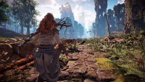 Horizon Zero Dawn, gaming, new games, new releases, sony, gigamax, gigamax games