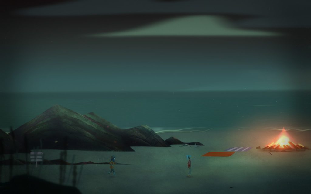 oxenfree, indie game, indie games, let's play, gigamax