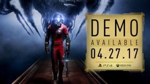 prey, demo: opening hour, opening hour, demo, new release, latest game, new game,, gigamax