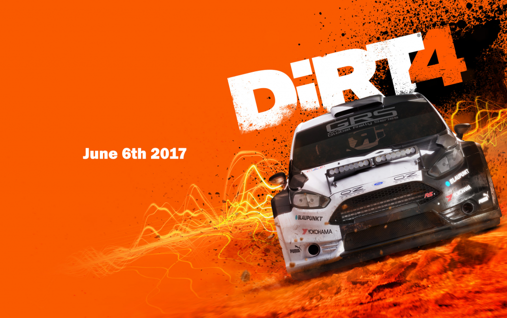 dirt 4, racing games, gigamax, video games, june 2017 releases, new releases
