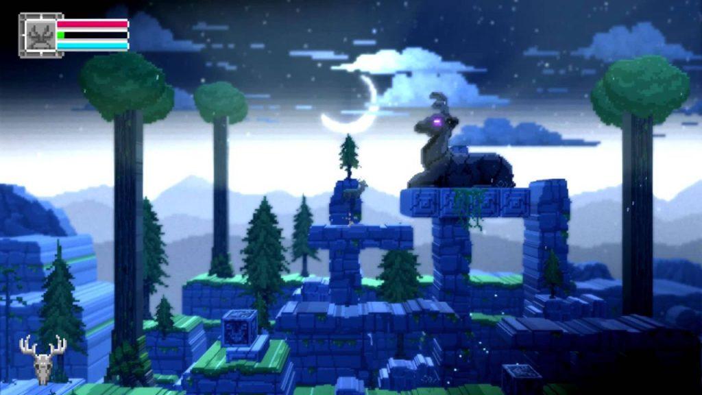 The Deer God, indie game