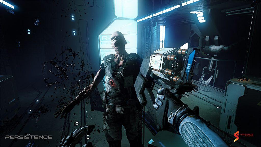 the persistence, playstation vr, playstation vr games, virtual reality, gaming news