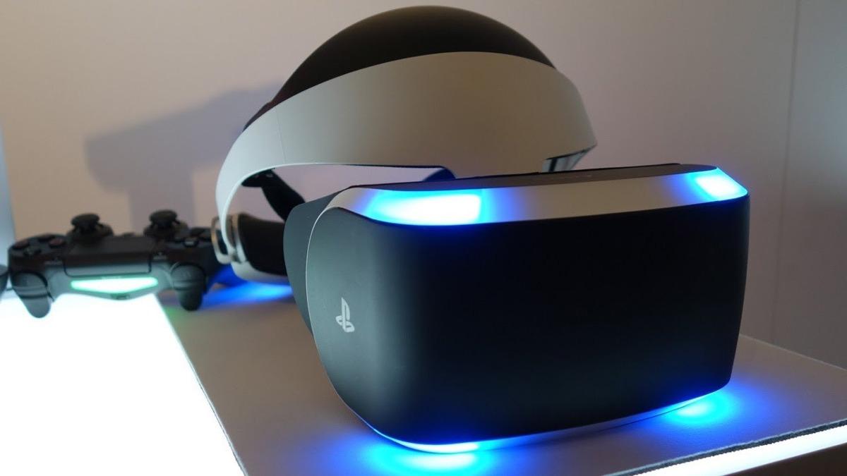 Playstation VR, VR, E3, VR at E3
