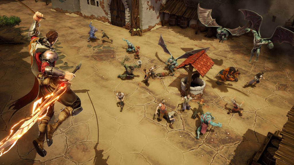 extinction, new game, new releases, E3, video game news, gigamax, gigamax games