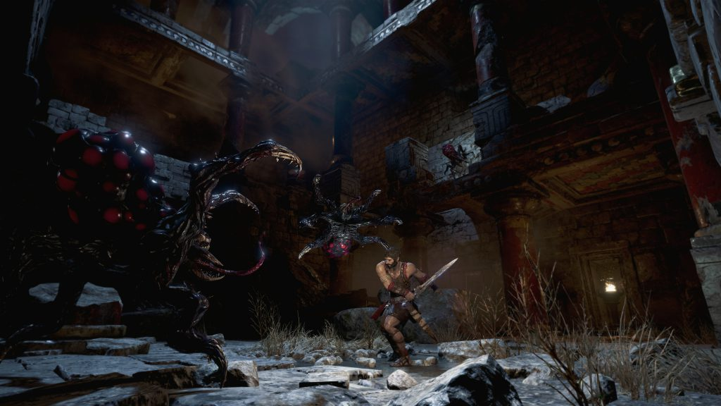 Theseus, virtual reality, psvr, new game, latest releases, gigamax, gigamax games