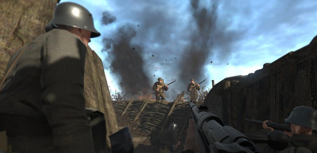 Verdun, gameplay, let's play, gigamax, gigamax games, youtube, indie games