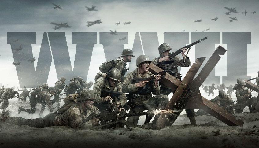 Call of Duty: WW2, call of duty wwii, cod, call of duty, latest games, beta, update