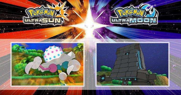 Pokemon Ultra Sun/Moon, new games, nintendo direct, nintendo, ultra sun, ultra moon