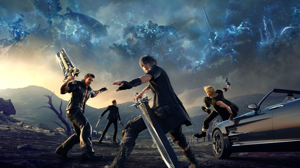 Square Enix, final fantasy, video game industry, video game news, video game media, streaming, gigamax, gigamax games