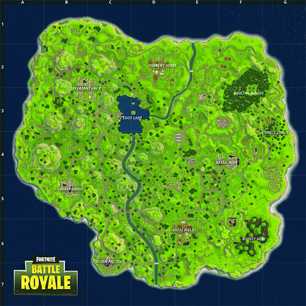 fortnite, fortnite map, gigamax games, gigamax