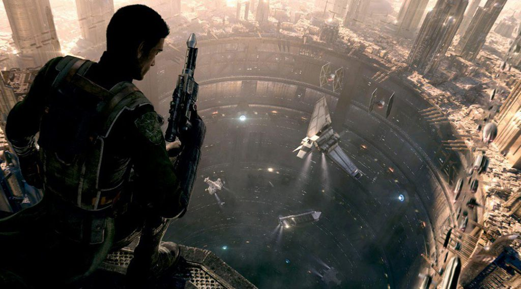 star wars, visceral games, EA, game development, new games, latest games, gigamax, gigamax games