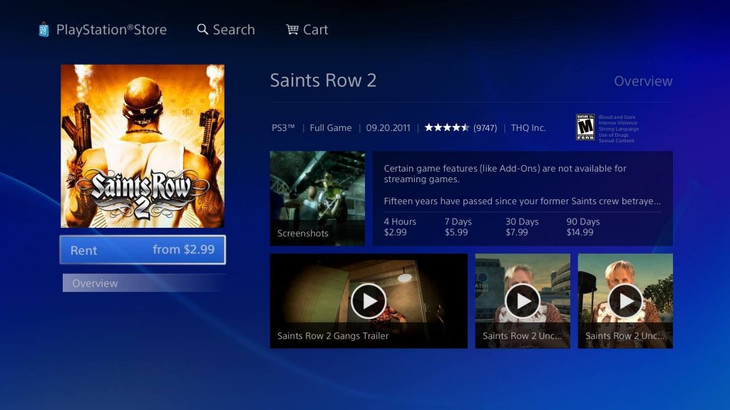 game streaming, ps now, playstation game streaming, streaming games, video game news, gigamax, gigamax games