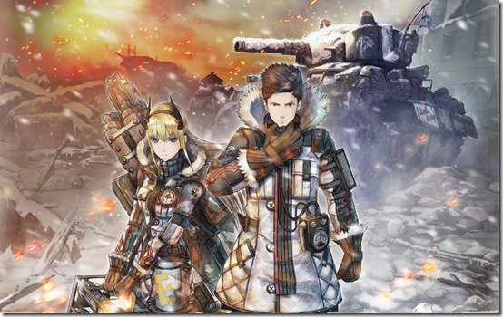 Valkyria Chronicles, Valkyria Chronicles 4, new game, sega, latest games, gigamax, gigamax games