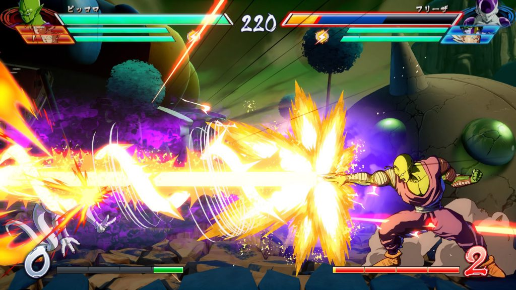 DrangonBallFighterZ, anime, dbz game, dragon ball z game, new games, gigamax, gigamax games, video game news