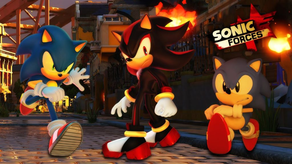 Sonic Forces, Sonic Forces YouTube, Sonic Forces gameplay, sonic forces avatar, let's play, gigamax, gigamax games