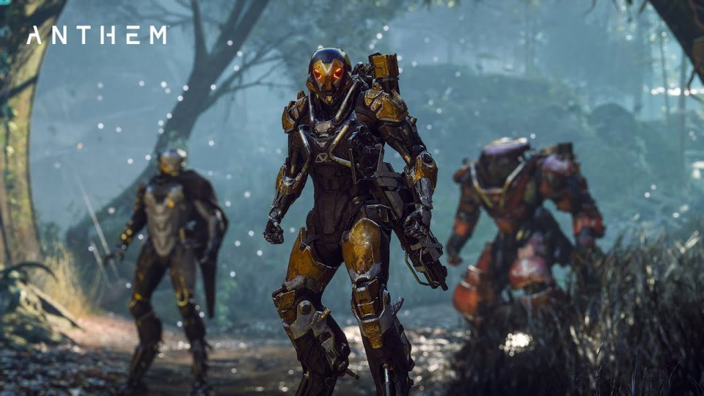 Most Anticipated Video Games of 2018, anthem, new games, 2018 games, 2018 game releases, gigamax, gigamax games