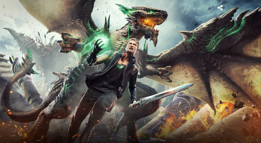 Worst Video Games and Blunders of 2017, scalebound, microsoft, gigamax, gigamax games
