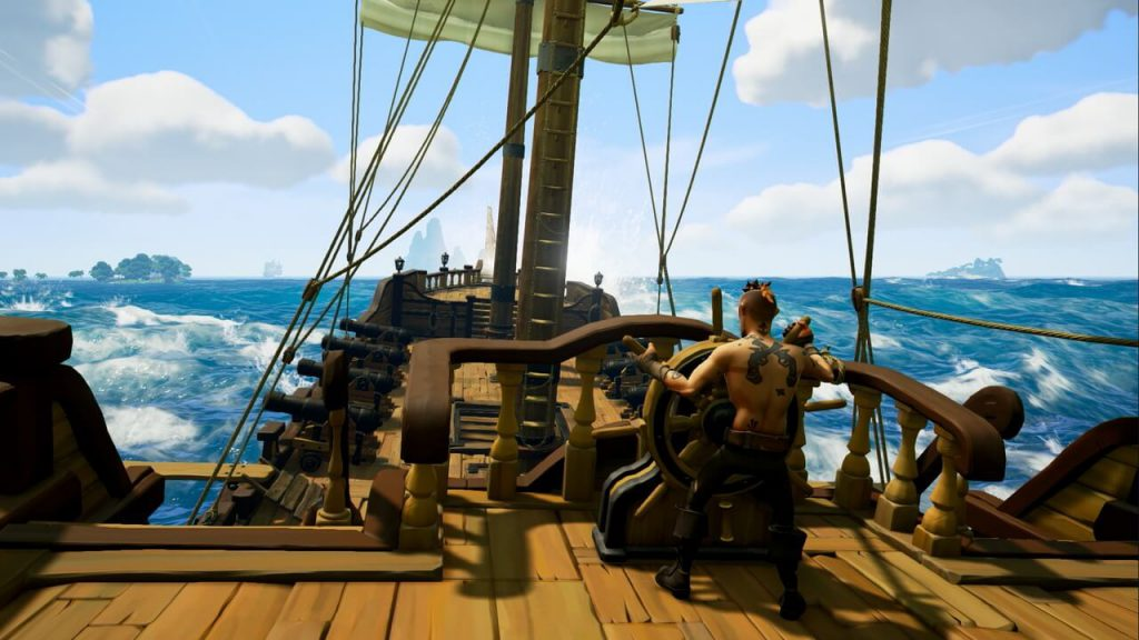 Most Anticipated Video Games of 2018, sea of thieves, new games, 2018 games, 2018 game releases, gigamax, gigamax games