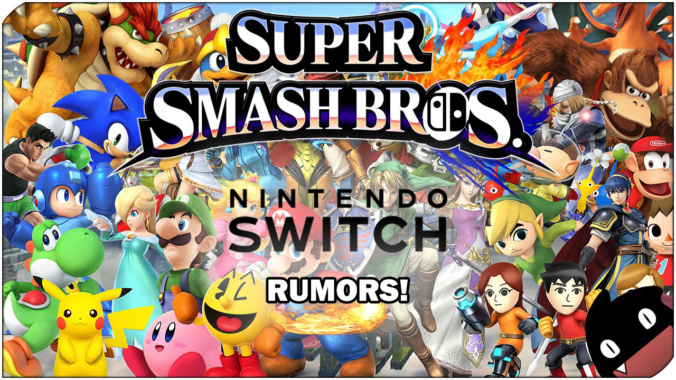 year of gaming, 2017 video games, popular gaming articles, gaming articles, 2017 gaming articles, Super Smash Bros, gigamax year in review, year in review