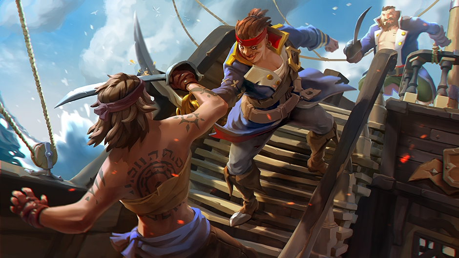 Sea of Thieves, closed beta, sea of thieves closed beta, exclusive videos, inside look, latest games, xbox one, pc, gigamax, gigamax games
