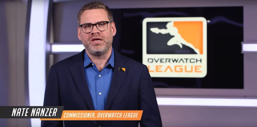Owl, overwatch league, blizzard, blizzard entertainment, eSports, pro gaming, pro gamers, professional gaming, code of conduct, gaming news, nate nanzer