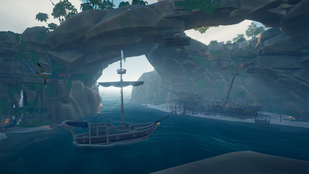 sea of thieves, sea of thieves review, video game reviews, content contributor, william reviews, gigamax reviews, latest games, xbox one, pc games, pc gaming, latest reviews, gigamax, gigamax games